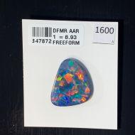 347872 DOUBLET OPAL FREEFORM  8.93ct